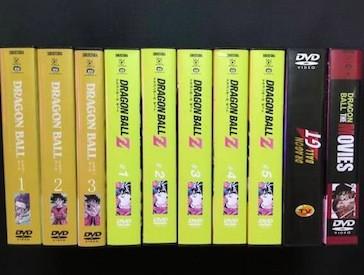 DRAGON BALL(ドラゴンボールDB+DBZ+DBGT+DB劇場版)豪華版 DVD BOX 全巻