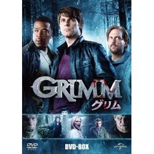 GRIMM/グリム DVD-BOX 完全版 10枚組