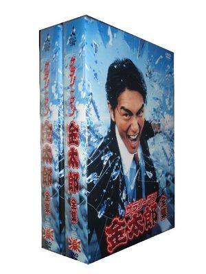 サラリーマン金太郎 1+2+3+4 DVD-BOX 全巻