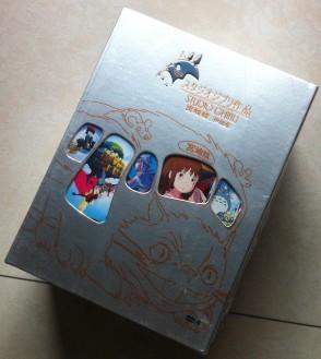 スタジオジブリ作品 宮崎駿監督作品集 DVD-BOX 全巻48枚組 豪華版