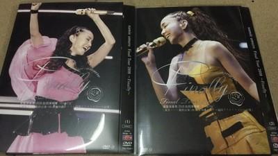 namie amuro Final Tour 2018 ~Finally~ (東京ドーム最終公演+25周年沖縄ライブ+福岡ヤフオク!ドーム公演)(初回盤) DVD-BOX