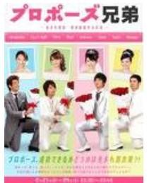 プロポーズ兄弟〜生まれ順別 男が結婚する方法〜 DVD-BOX