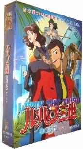 ルパン三世 DVD-BOX 1-182話 完全版