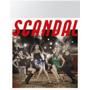 SCANDAL DVD-BOX(5枚組)