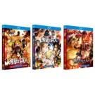 TVアニメ「進撃の巨人」SEASON1+2+3+劇場版 [完全豪華版] Blu-ray BOX 全巻