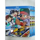 爆走兄弟レッツ&ゴー!! 第1+2+3期 全153話 Blu-ray BOX 全巻