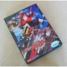 仮面ライダービルド DVD-BOX 全巻