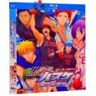 黒子のバスケ 第1+2+3期+OVA 全巻 Blu-ray BOX