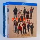 セックス・エデュケーション Sex Education シーズン1+2+3 全巻 Blu-ray BOX
