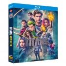 Titans タイタンズ  Season 1+2 Blu-ray BOX 全巻
