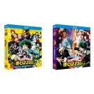 僕のヒーローアカデミア 第1+2+3+4期+OVA+劇場版 Blu-ray BOX 全巻